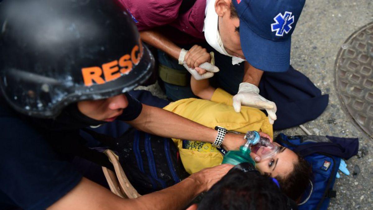 Venezuela: Fiscalía confirma la muerte de 11 personas durante noche de protestas