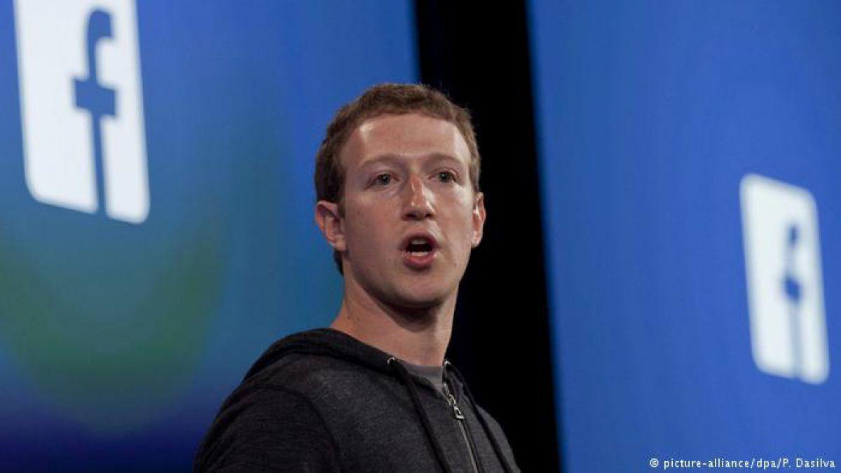 Tuit con planes de cambios en Facebook le hacen perder US$2.900 millones a Zuckerberg