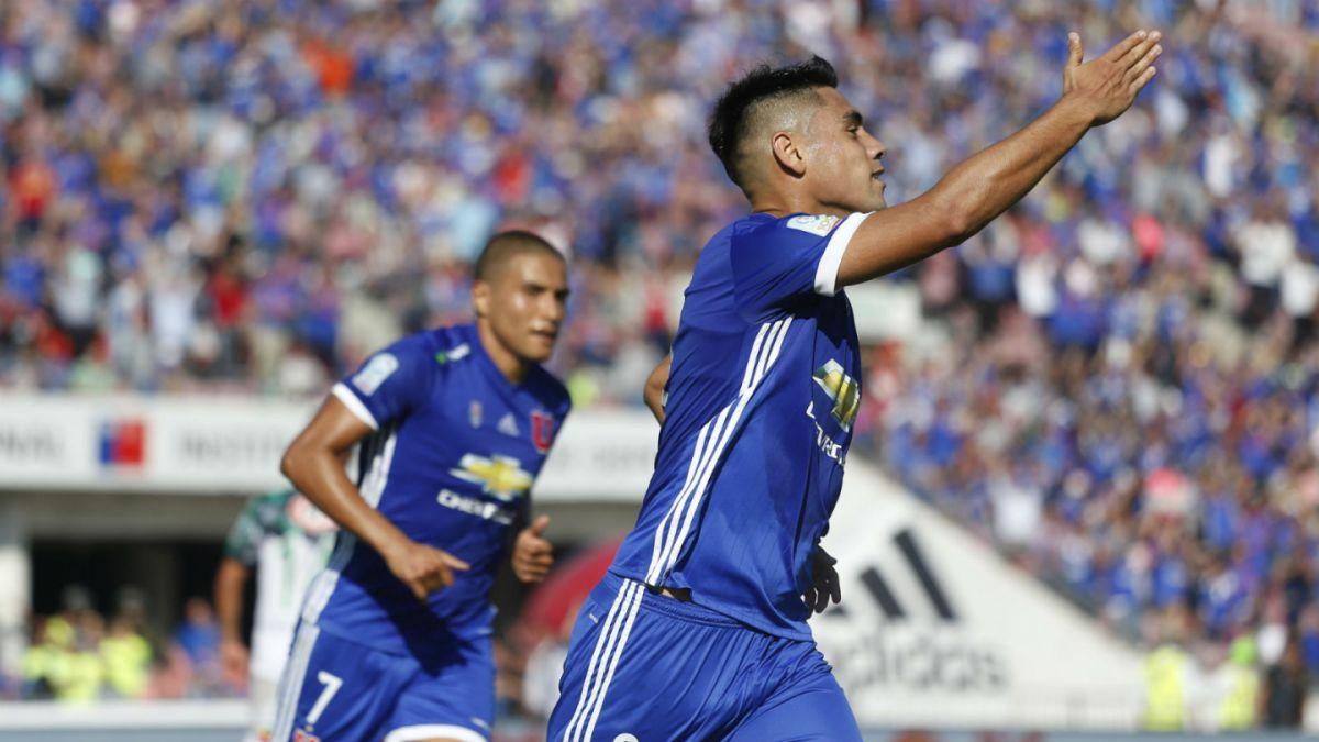 La U vence a Wanderers e iguala a Colo Colo en la cima del Torneo de Clausura