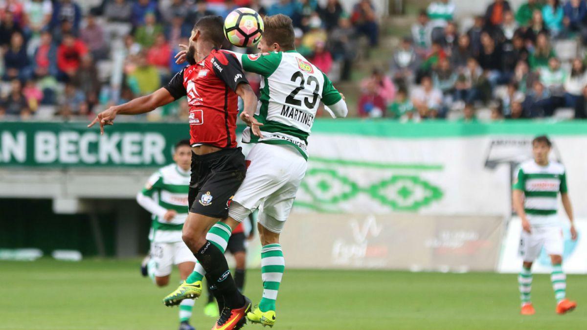 Deportes Temuco derrota con claridad a Antofagasta en el Germán Becker