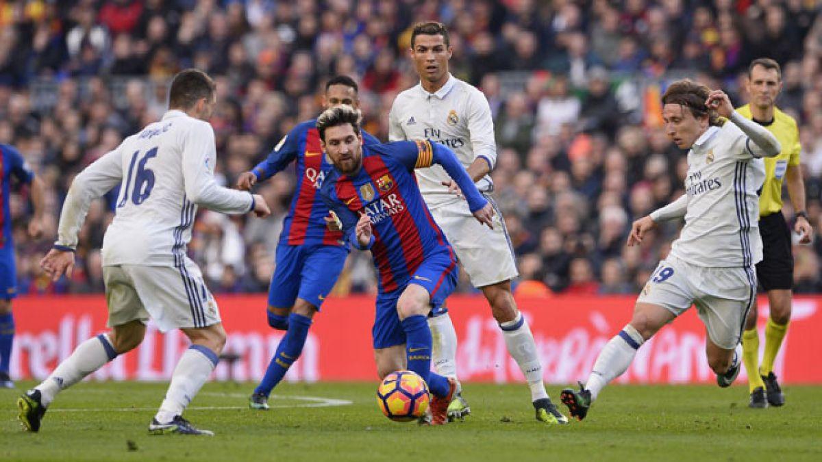 Barça y Madrid siguen en su incesante lucha