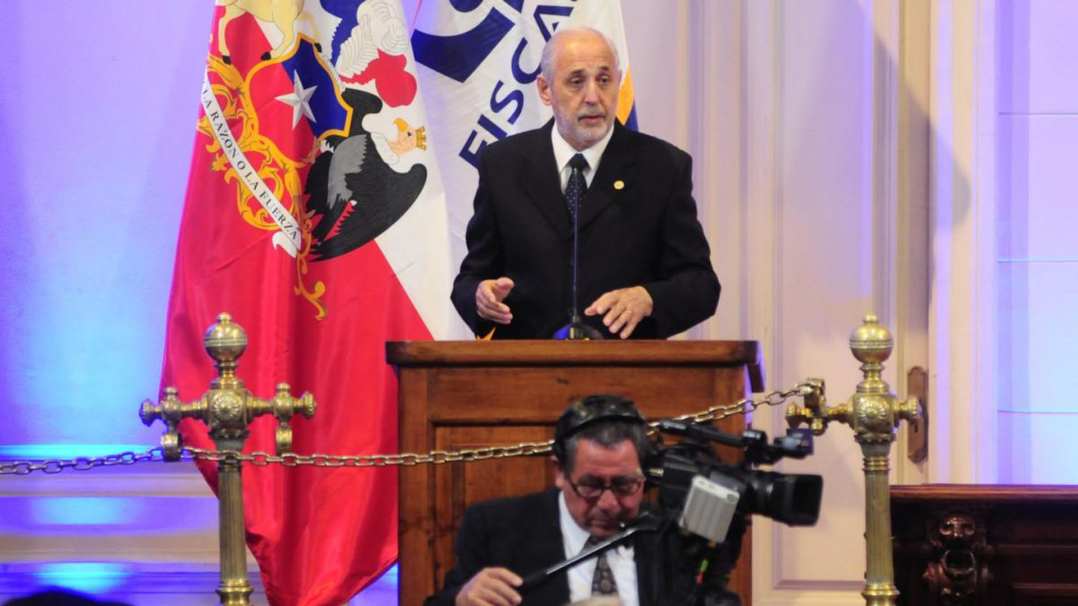 Fiscal Nacional pide atribuciones para perseguir delitos tributarios y electorales