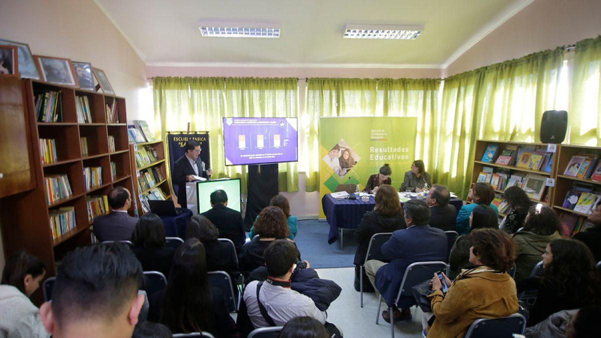 Preocupan magros resultados de estudiantes secundarios en la region de Valparaíso — Simce