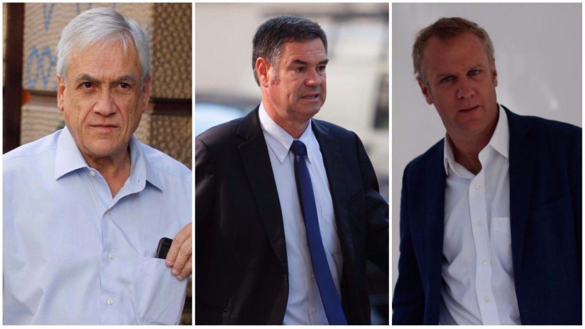 Ossandón asegura que Piñera discrima a tres canales nacionales para futuros debates