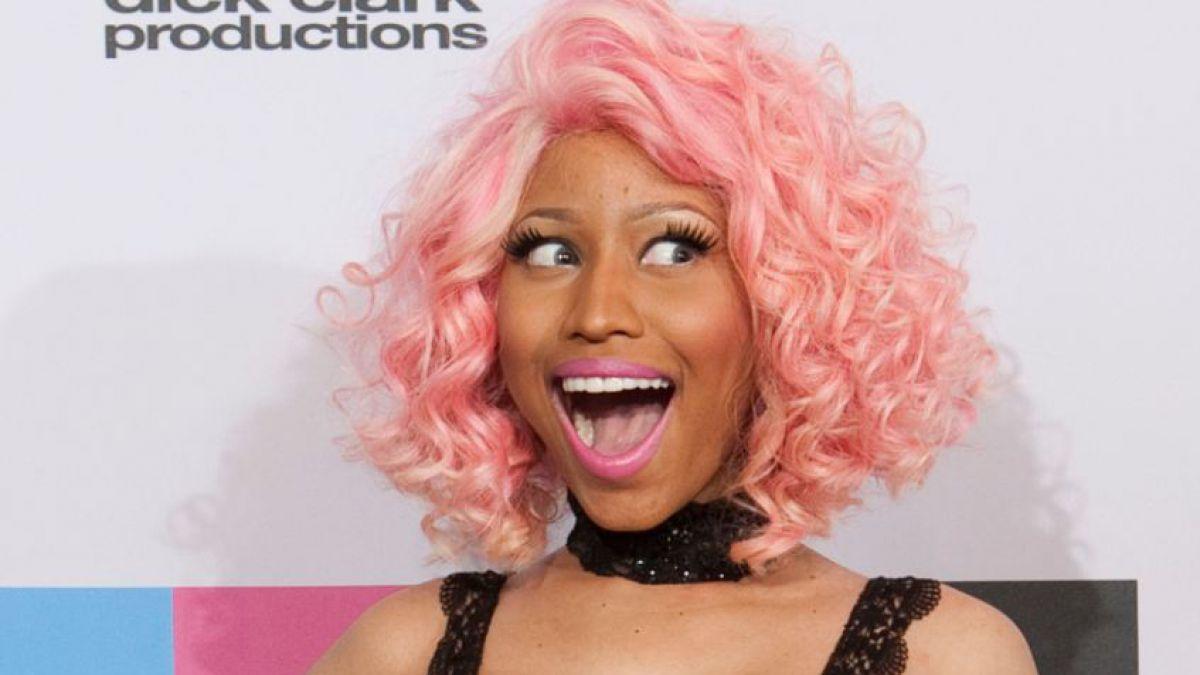 Nicki Minaj paga costes universitarios a seguidores