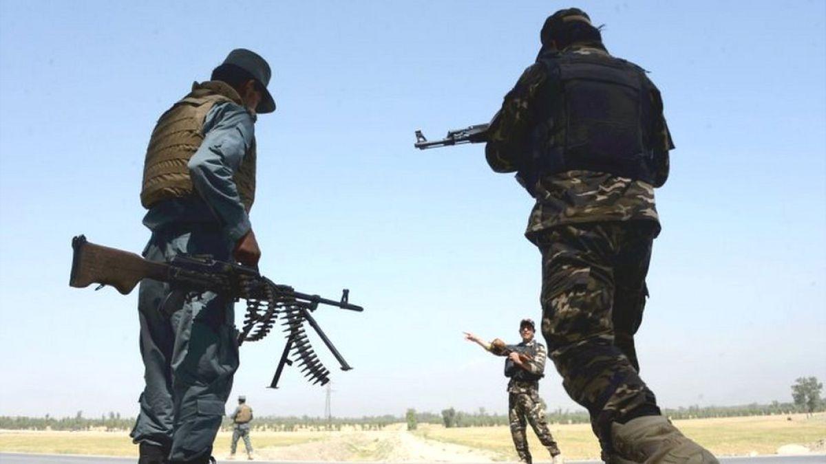 Confirma OTAN muerte de líder del EI en Afganistán