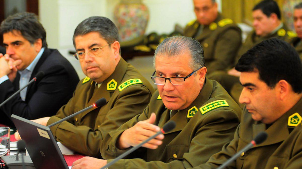 Ratifican inadmisibilidad de querella del general Villalobos — Fraude a Carabineros