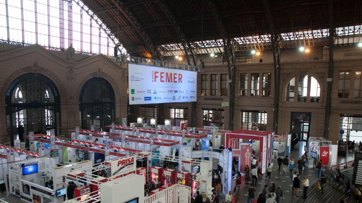 Expo Femer espera reunir a 10 mil visitantes durante los tres días de la muestra