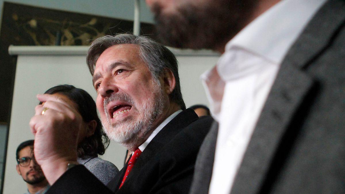 PPD ratificará a Guillier como su candidato presidencial — Tras discrepancias internas