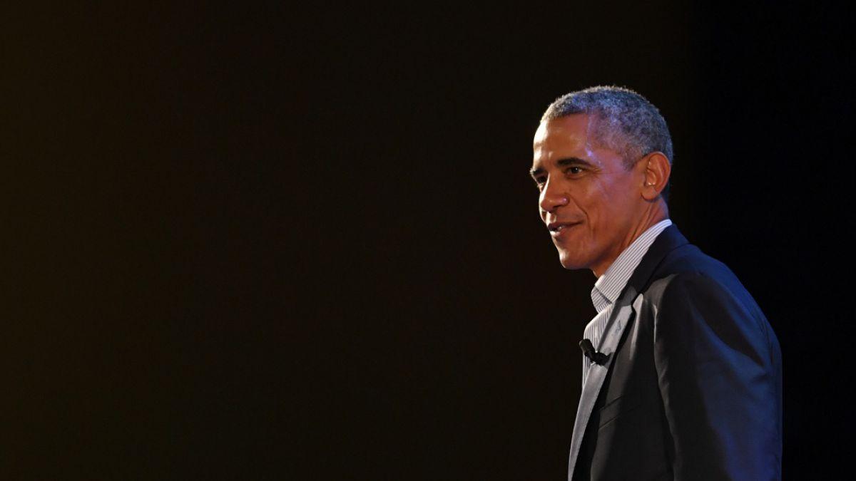 Obama lidera la conmemoración del nacimiento de Manadela | Tele 13