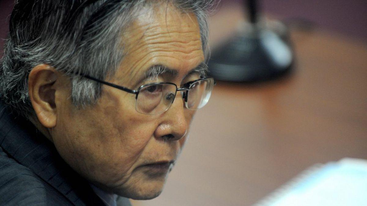 PERÚ: Corte Suprema de Chile amplía cargos de extradición del expresidente Fujimori