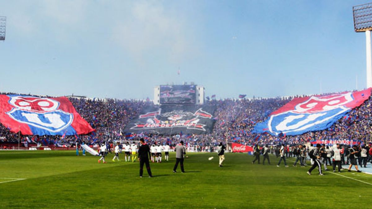 ¿Universidad de Chile con estadio propio?