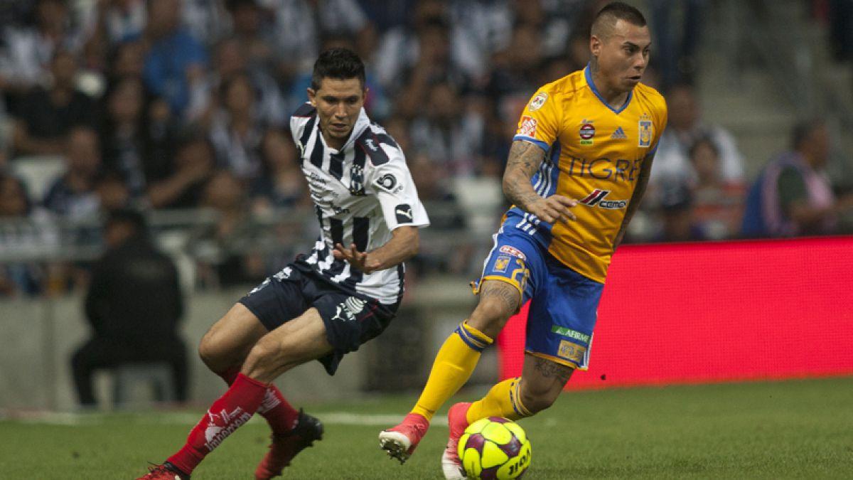 Eduardo Vargas niega agresión a un compañero de Tigres