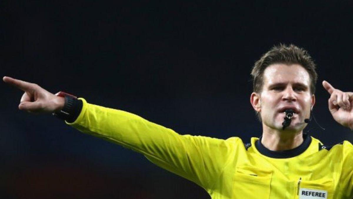 Alemán Felix Brych arbitrará la final Real Madrid-Juventus en Champions