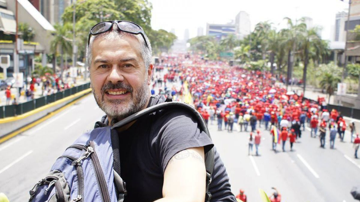 Ex militante del MIR es asesinado en Venezuela
