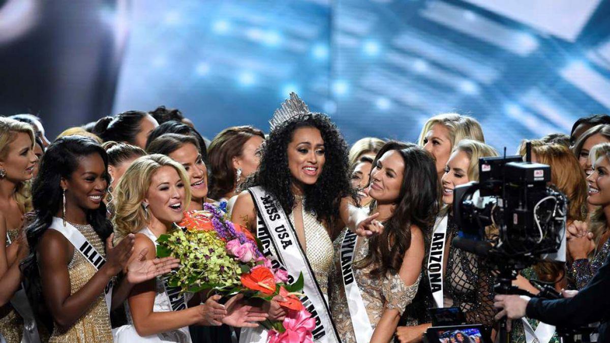 Una científica ganó el concurso Miss Estados Unidos