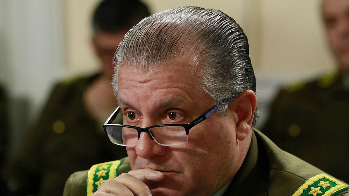 Ex jefe de Finanzas de Carabineros declara por uso de gastos reservados