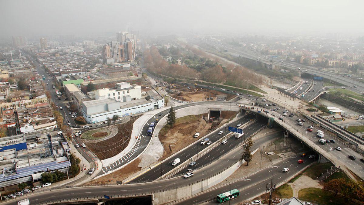 Estudio sitúa a Santiago como la ciudad con mejor infraestructura urbana de América Latina