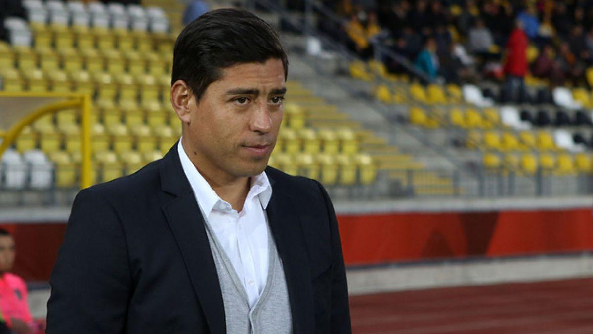 Nicolás Córdova es oficialmente el nuevo director técnico de Santiago Wanderers