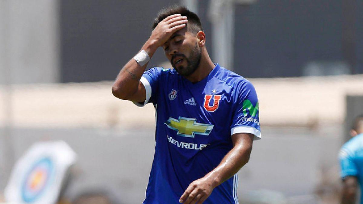 Ratifican suspensión de una fecha para Gonzalo Espinoza y se pierde duelo ante San Luis
