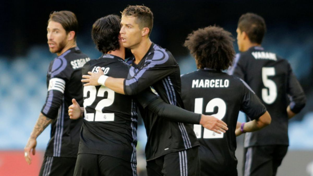 Real Madrid, a 90 minutos de la gloria