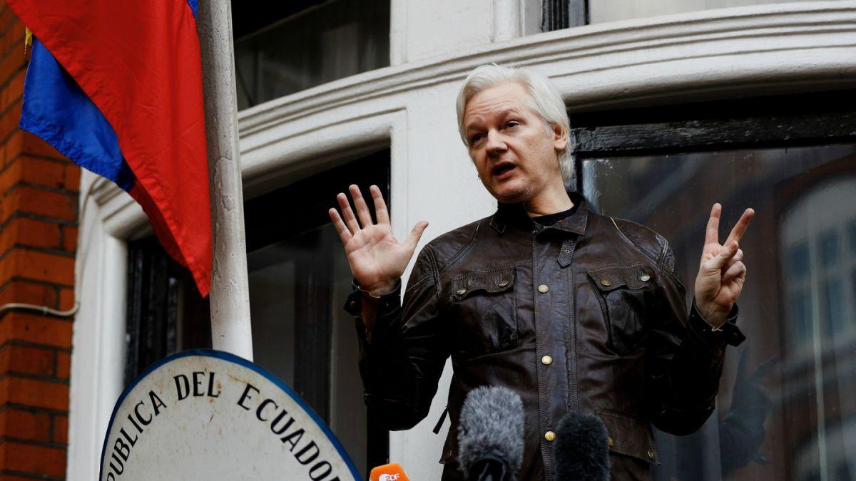 Assange, desafiante tras triunfo legal : No perdonaré ni olvidaré