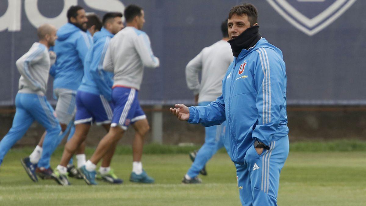 Hoyos compara a Matías Rodríguez con Dani Alves y no promete el título para la U