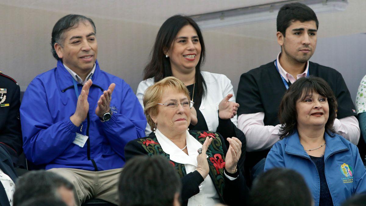Bachelet: Cuando visito regiones y veo lo avanzado confirmo que valió mucho volver a Chile
