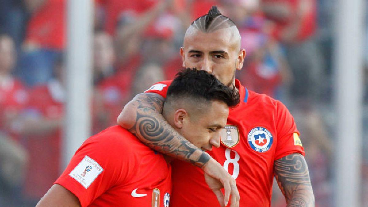 "Pizzi entrega prenómina de internacionales de ""La Roja"" para la Copa Confederaciones"