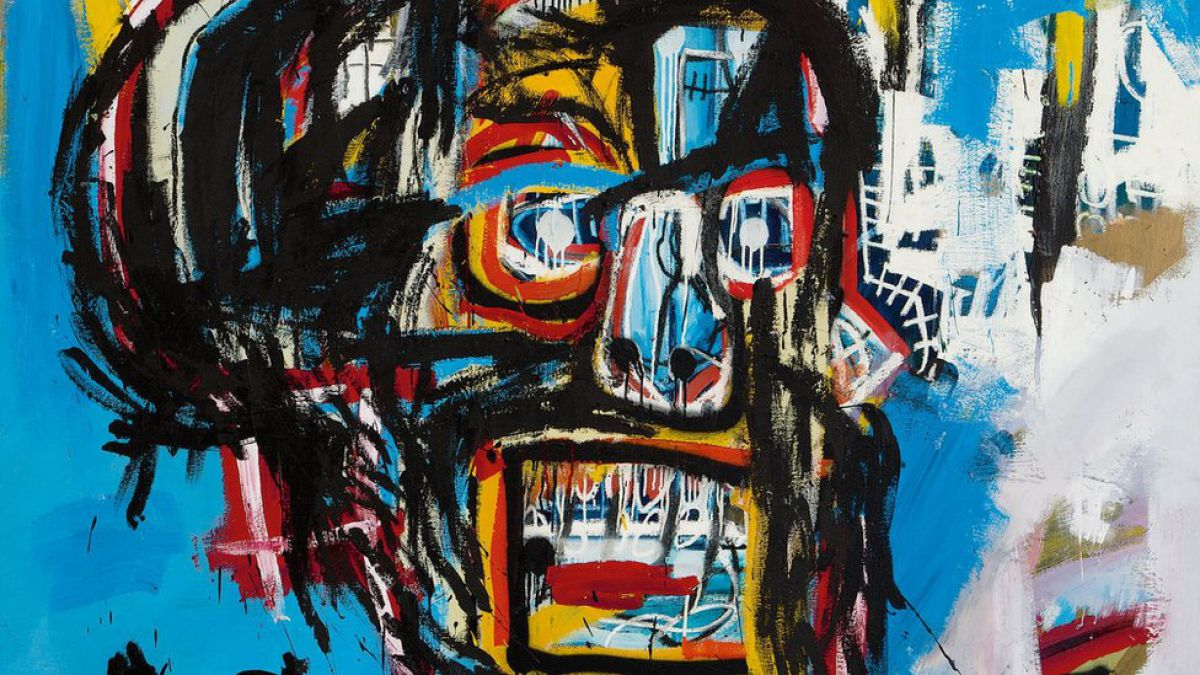 Quién era Basquiat, el pintor cuyo cuadro se vendió por US$110 millones batiendo varios récords