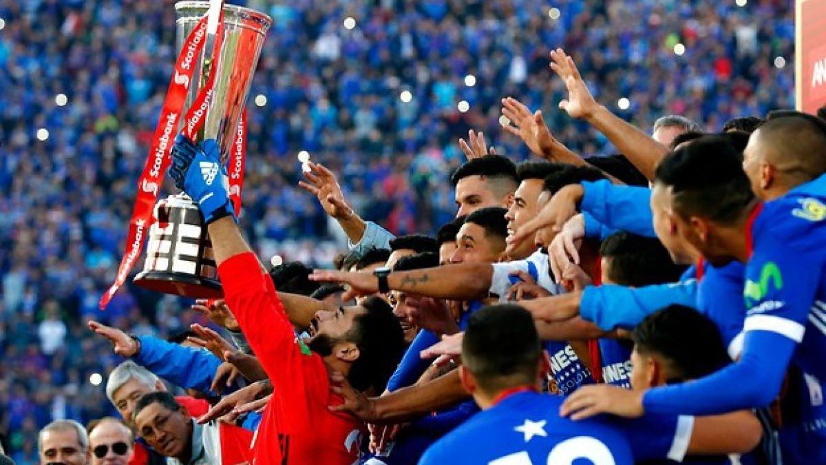 El camino de Universidad de Chile para ser el romántico campeón del Clausura