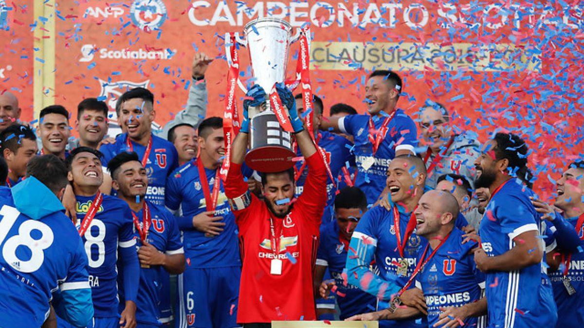 Las 10 claves de la U de Guillermo Hoyos que se coronó campeón del Clausura