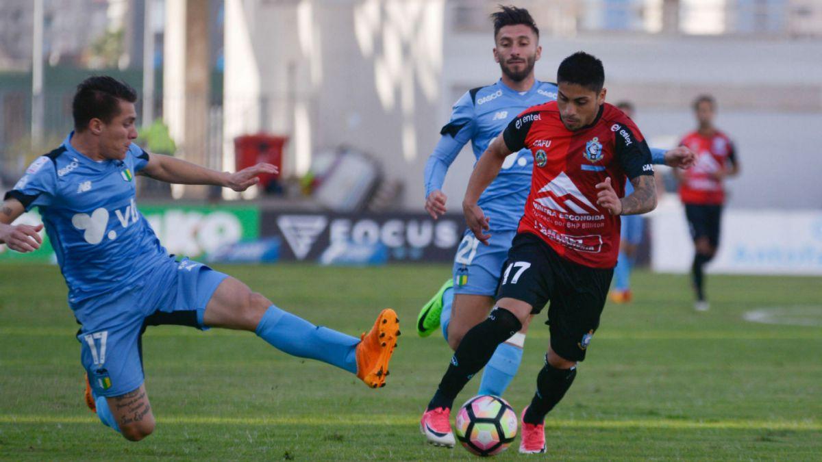 [Minuto a Minuto] Antofagasta y OHiggins igualaron en último duelo del Clausura 2017