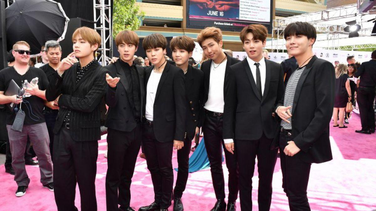 Conoce a BTS, agrupación surcoreana que brilló en los Billboard 2017