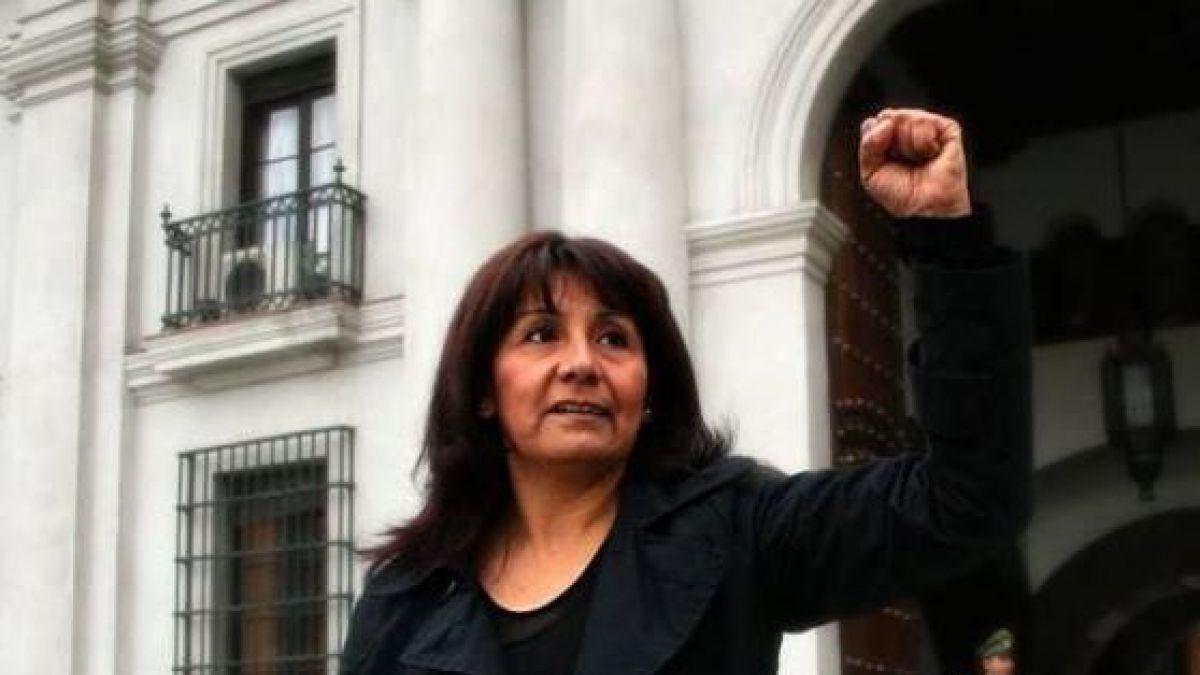 Roxana Miranda lanzó su candidatura presidencial