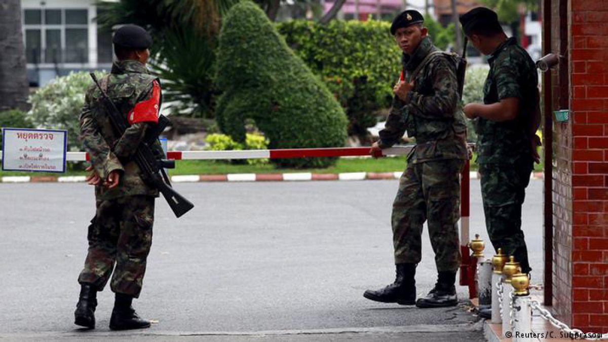 Bombazo en hospital de Tailandia deja 21 heridos