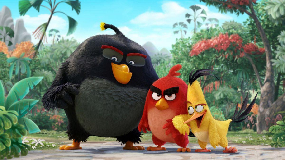 Celebrarán el 10.° aniversario de Angry Birds con una nueva película