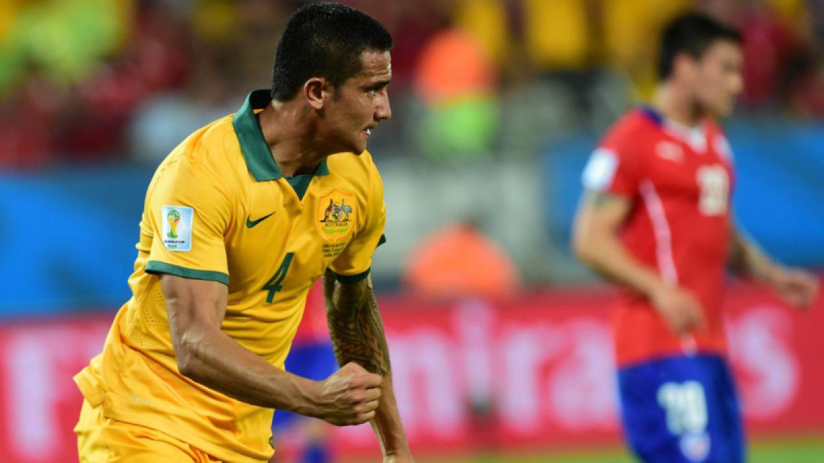 Copa Confederaciones: Australia entrega nómina con Tim Cahill a la cabeza