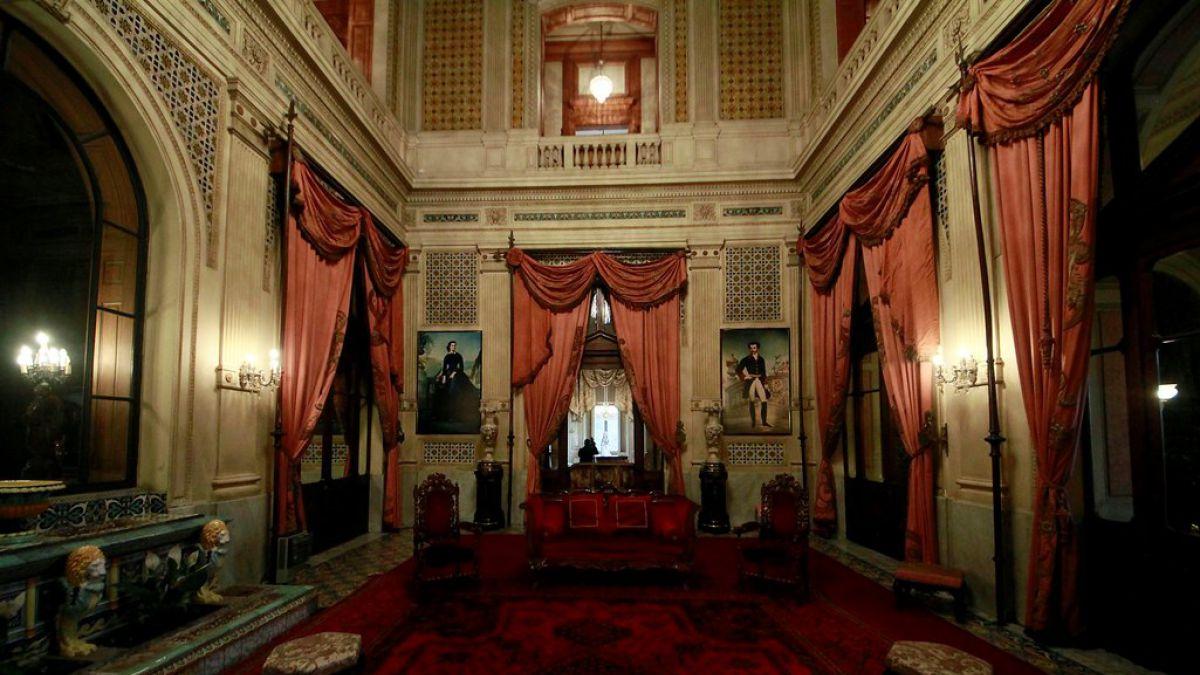 Resultado de imagen para palacio cousiño