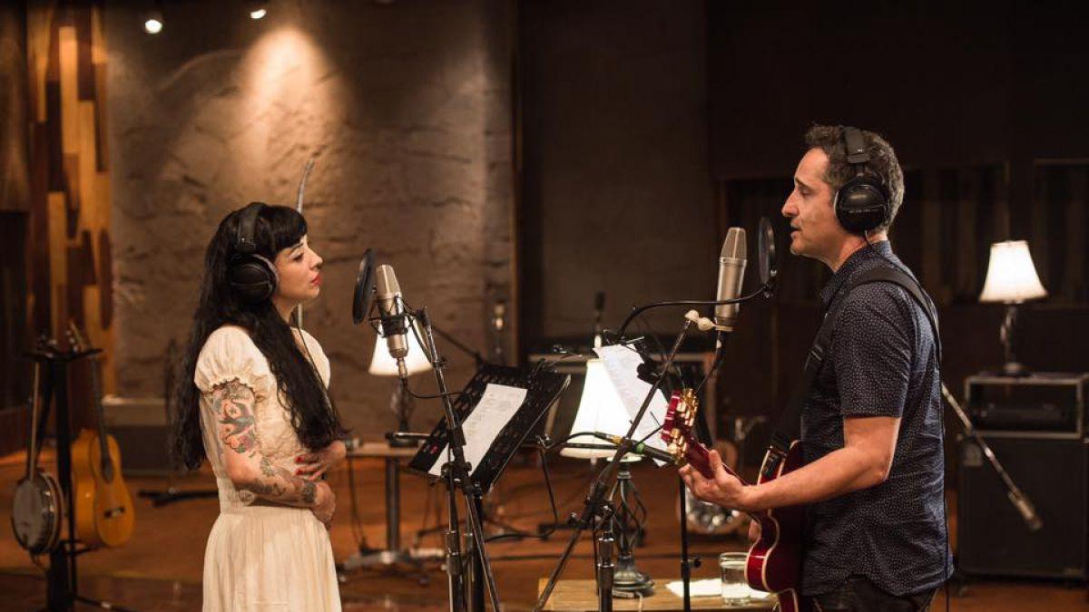Mon Laferte colaborará en nuevo disco de Jorge Drexler
