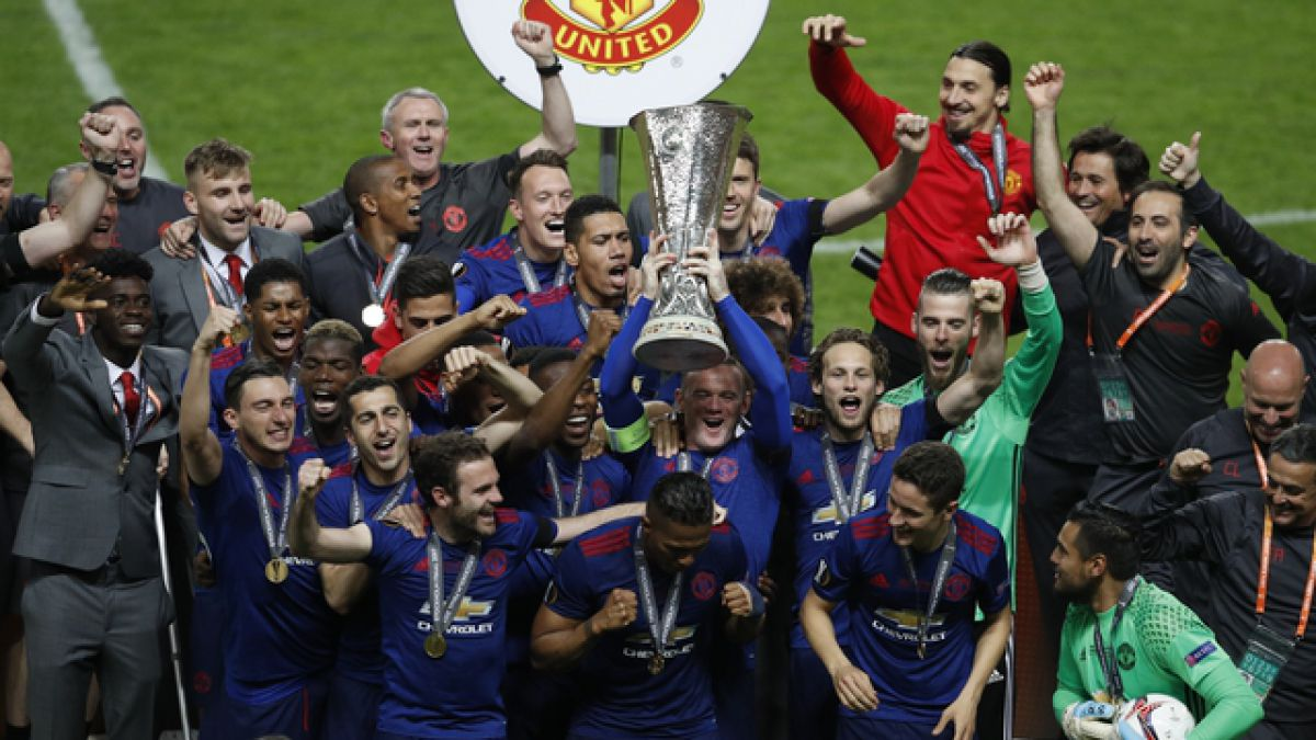 Mourinho gana su cuarto título continental