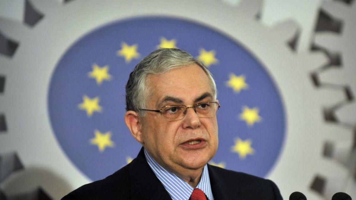 Herido el ex primer ministro griego tras explotar su carro
