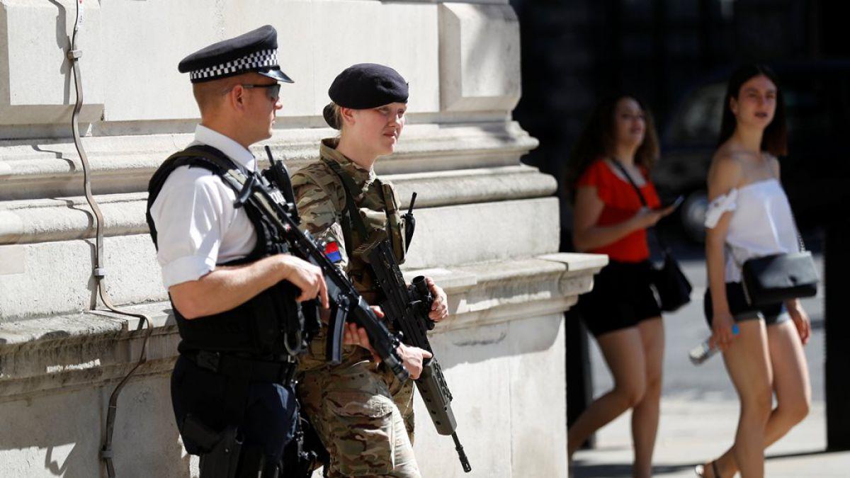 AP: autoridades británicas identificaron al sospechoso del ataque suicida en Manchester