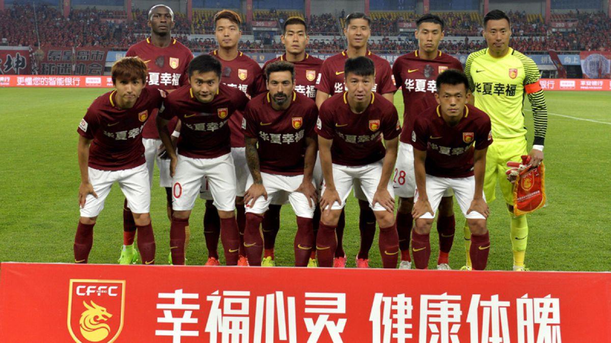 Hebei Fortune de Manuel Pellegrini logra agónica victoria en China