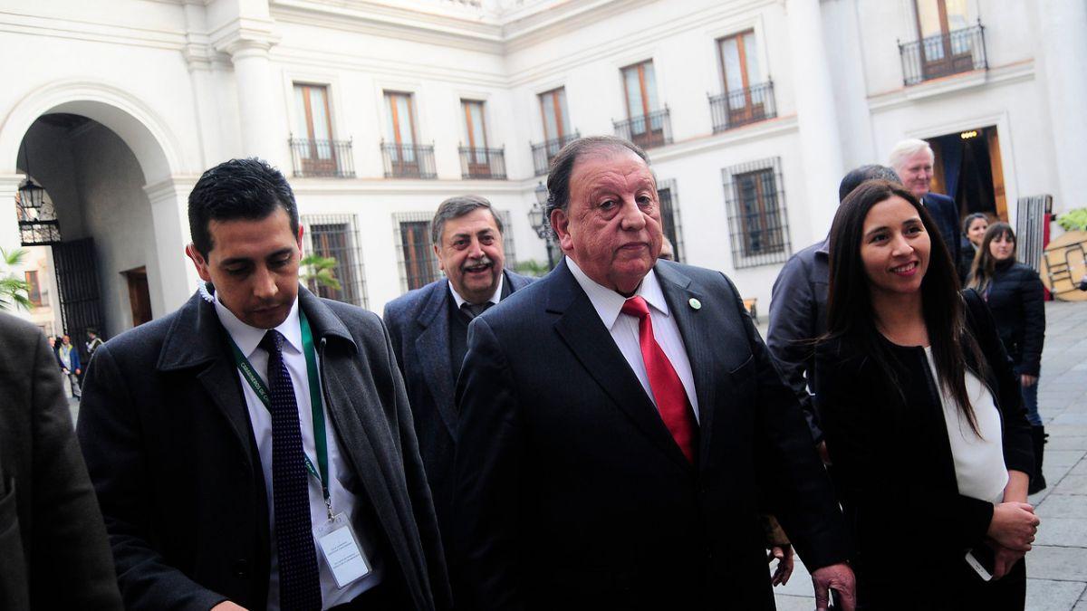 Camioneros confiesan decepción tras reunión en La Moneda: