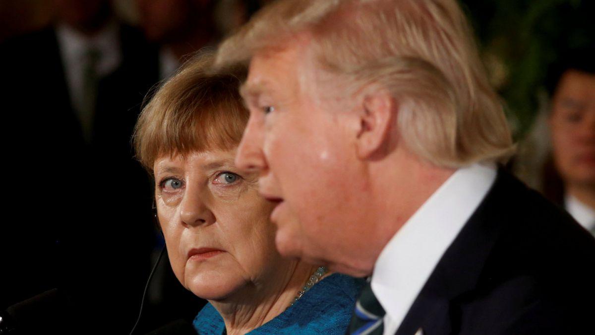 Declaraciones de Merkel causan preocupación en EE.UU