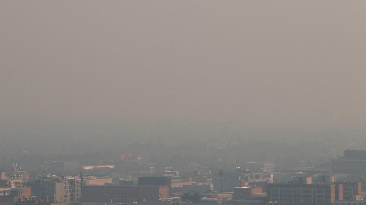 Intendencia decretó alerta ambiental para este miércoles en la capital — CHILE
