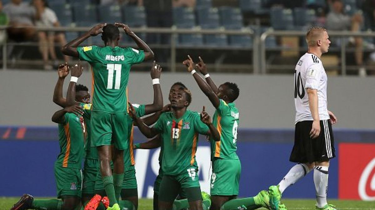 Zambia logra memorable pase a cuartos de final