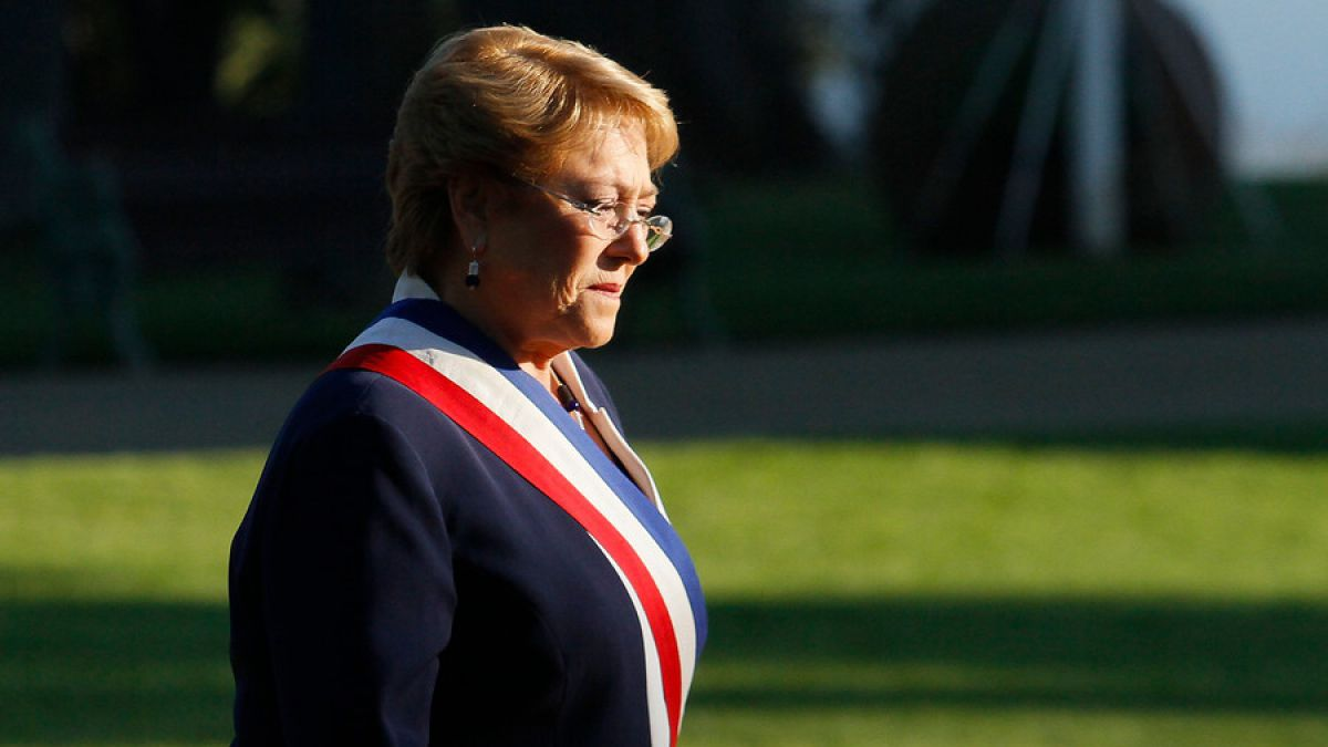 Bachelet pidió libertad para los presos políticos en Venezuela