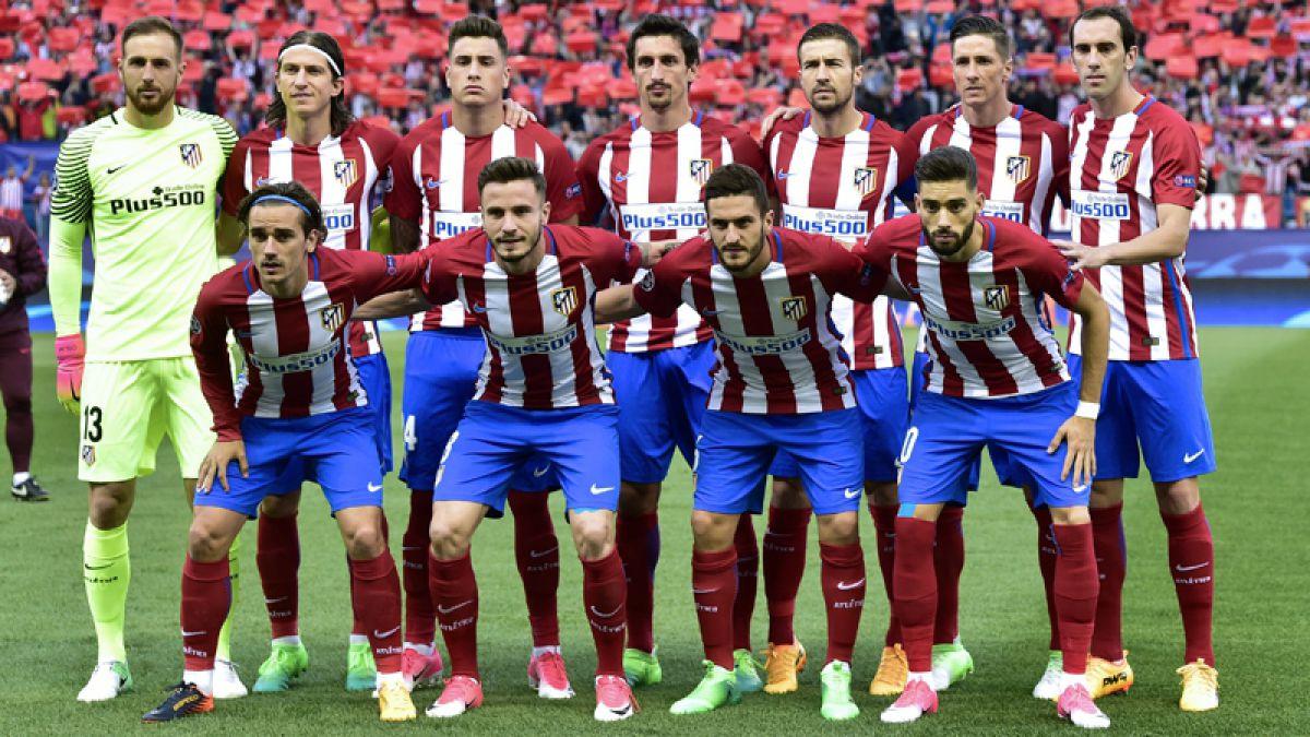 Atlético de Madrid no podrá fichar hasta enero de 2018